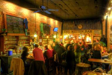 The Mitten Bar Best Michigan Bars Outside of Detroit