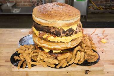 Epic Meal Time All-American Burger