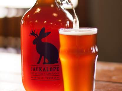 Jackalope Brewing Company Nash