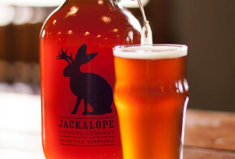 Jackalope Brewing Company Nash