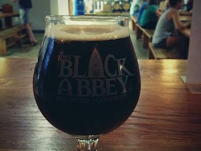 The Black Abbey Brewing Company Nash