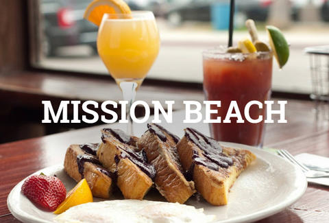 Mission Beach Boozy Brunches SD