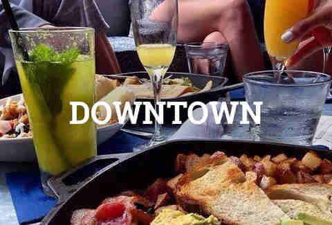 Downtown Boozy Brunches SD