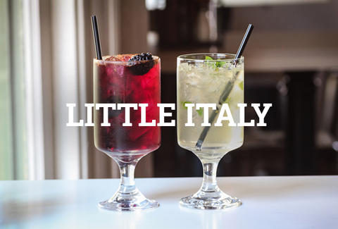 Little Italy Boozy Brunches SD