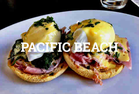 Pacific Beach Boozy Brunches SD