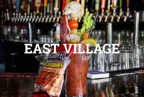 East Village Boozy Brunches SD