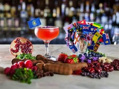 71 ingredient cocktail