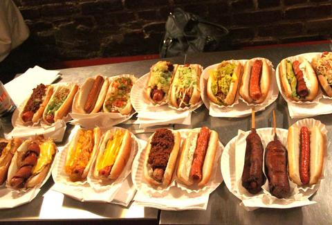 Crif Dogs West Village
