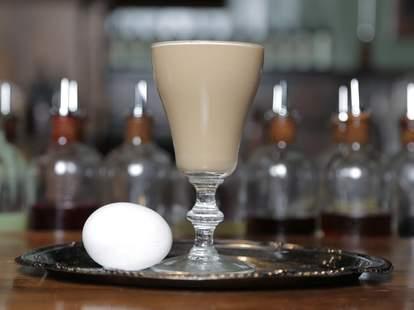 Cocoa Porter at Dead Rabbit