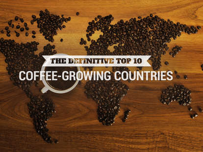best coffee-growing countries