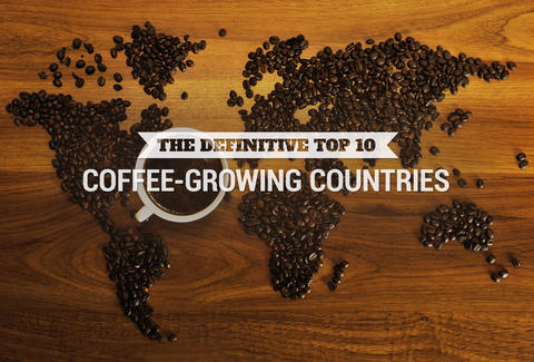 best coffee-growing countries