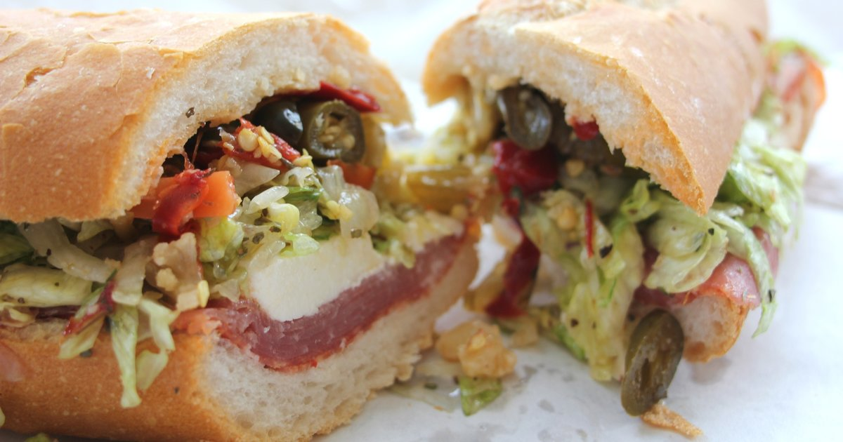 13 classic Chicago sandwiches from classic Chicago joints