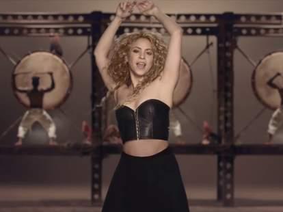 Shakira Activia commercial