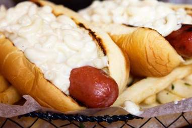 Best Hot Dogs nyc