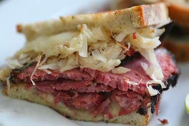 Grill Rachel sandwich at Stephen's Hialeah