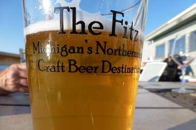 Fitzgerald's Restaurant Best Michigan Bars Outside of Detroit