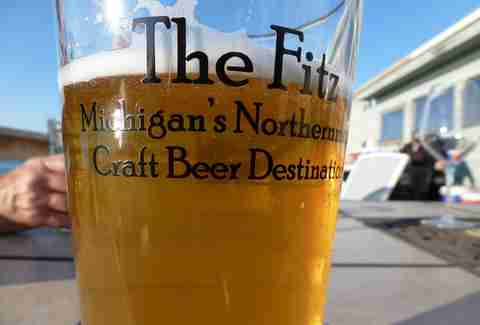 Fitzgerald's Restaurant Best Michigan Bars Outside of Detroit