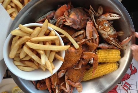Clementine's Maryland Crabhouse NYC