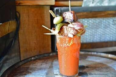 Barrel Best Bloody Marys DC