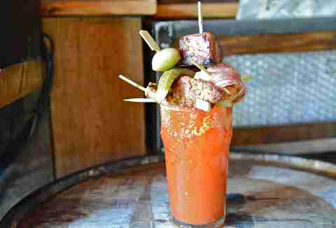 Barrel Best Bloody Marys DC
