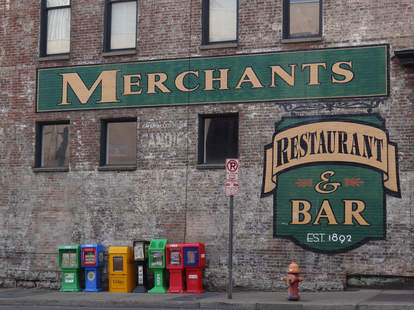 Merchants Restaurant Nash