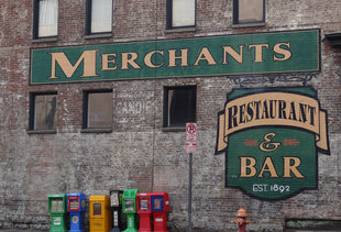 Merchants Restaurant