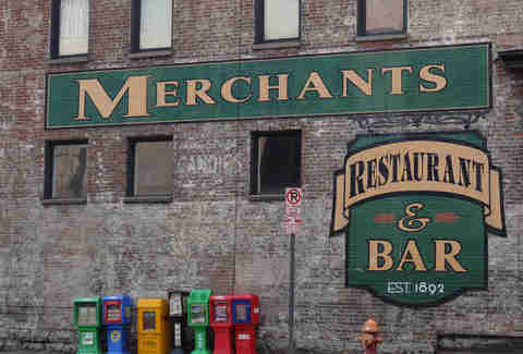 Merchants Restaurant Nash