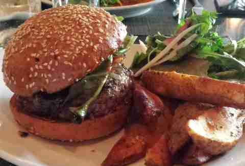 Craigie on Main Best Burger by Neighborhood BOS