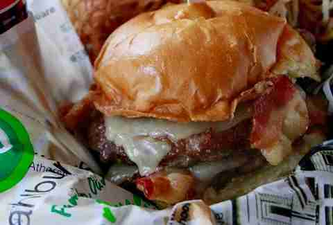 Wahlburgers Best Burger by Neighborhood BOS
