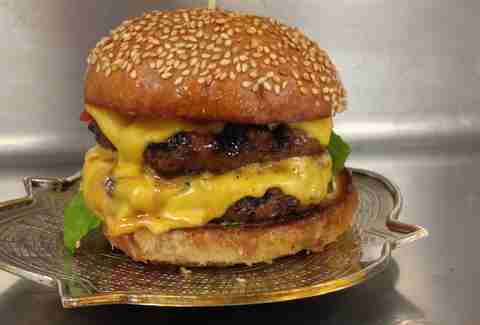 Drink Best Burger by Neighborhood BOS