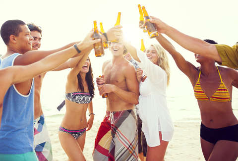 c73c3da715 Beach Drinking - Best Public Beaches to Legally Drink on in the US ...