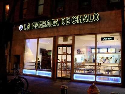La Perrada de Chalo NYC