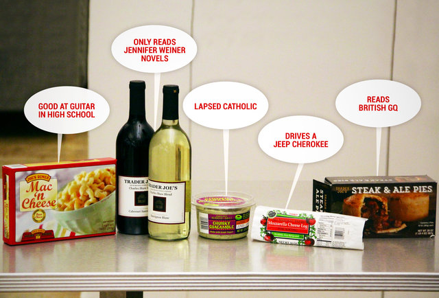 What your Trader Joe\'s purchase says about you