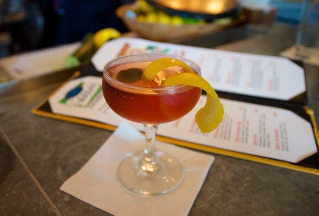 Rum Runner Restaurant New Orleans