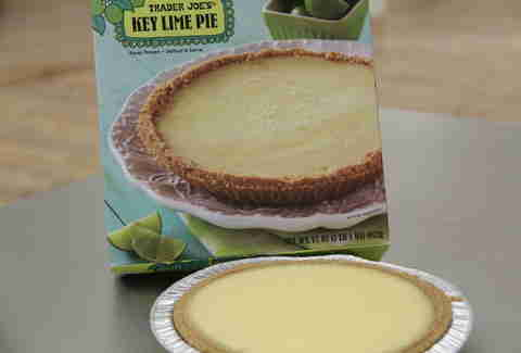 KEY LIME PIE trader joe's