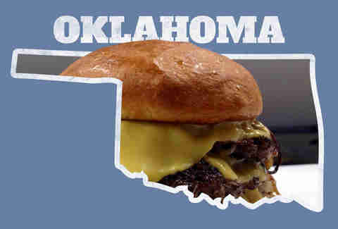 oklahoma onion burger