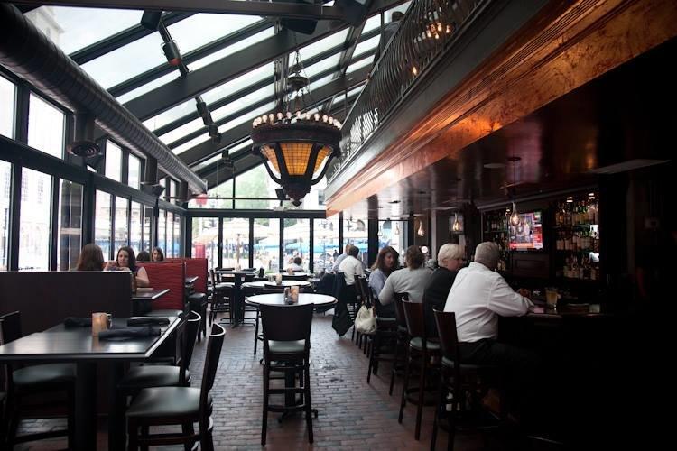 Anthem Kitchen Bar Faneuil Hall Boston Ma