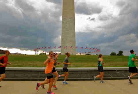 Running 30 Things DC Loves