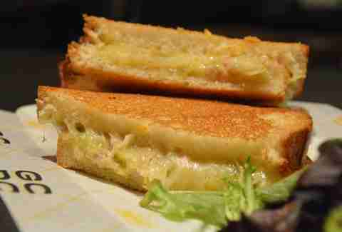 Grilled Cheese 30 Things DC Loves