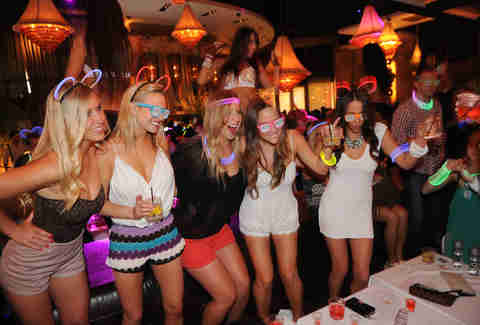 Best Party Restaurants In Vegas Thrillist