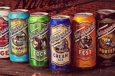 Styles TYDKA Narragansett Beer BOS