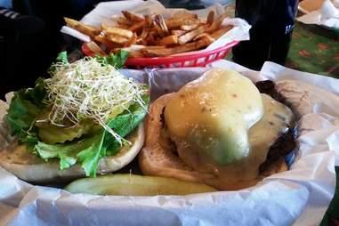 Freddie's Place Best Burger by Neighborhood ATX