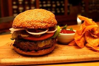 Jasper's Best Burger by Neighborhood ATX