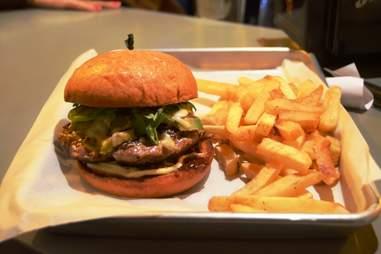 Silo on 7th Best Burger by Neighborhood ATX