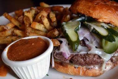 Vino Vino Best Burger by Neighborhood ATX