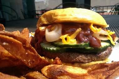 Big Daddy's Burgers and Bar Best Burger by Neighborhood ATX