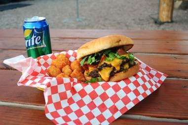 Cow Bells Burgers Best Burger by Neighborhood ATX
