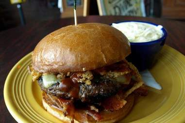 Opal Divine's Best Burger by Neighborhood ATX