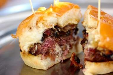 Highland Tap & Burger's Shroom Luva's