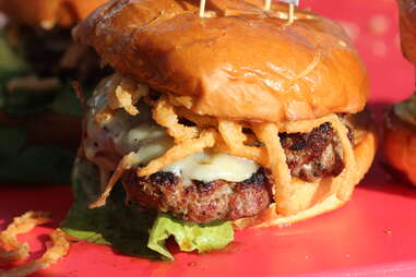 Humboldt burger